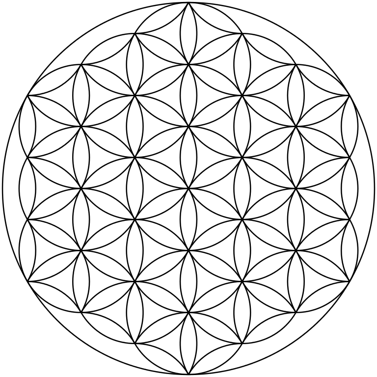 Flower Of Life Meaning Symbol Pattern And Origin
