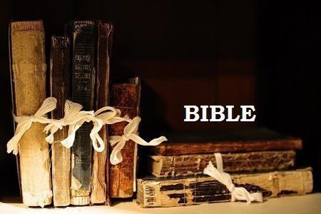 Books of the Bible in Order - Chronological - List