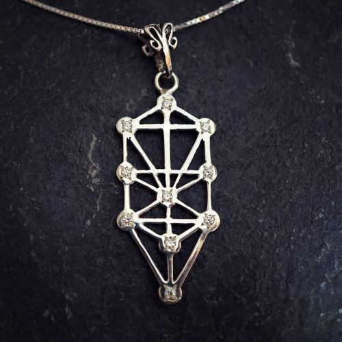 Tree of life necklace meaning gold and silver necklaces inlaid tree of life silver necklace mozeypictures Image collections