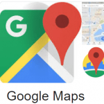 Clear Google Maps Search History