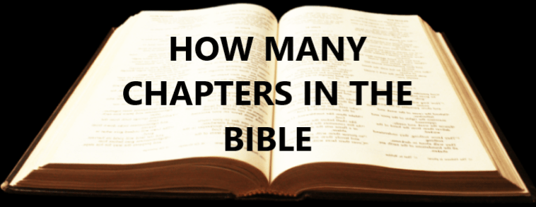 how many chapters in the bible